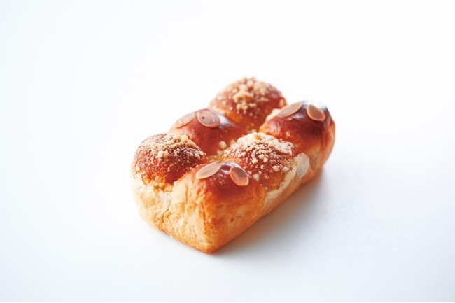 メープルとリンゴのちぎりパン