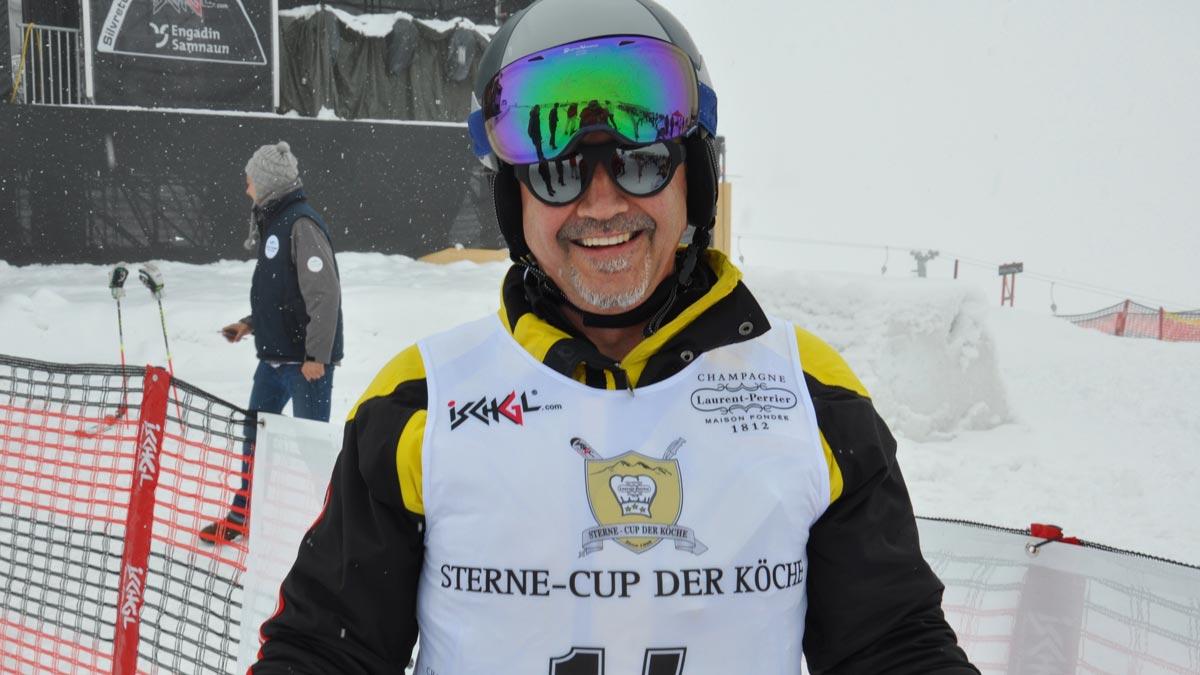Karl Baumgartner, Schöneck/Südtirol fuhr unter die zehn Besten