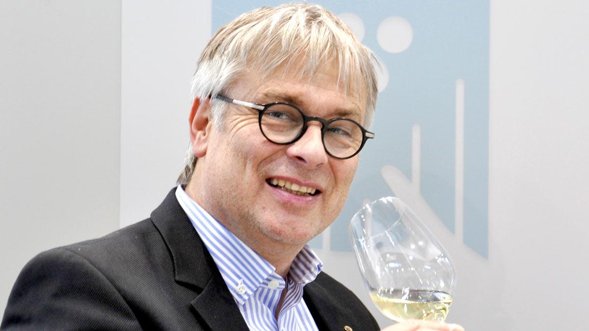 Gehört zu den besten Weinmachern der Pfalz: Karl-Heinz Wehrheim, Birkweiler