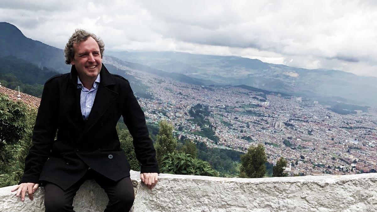 Monserrate auf 3152 Meter mit schönstem Blick über die Stadt