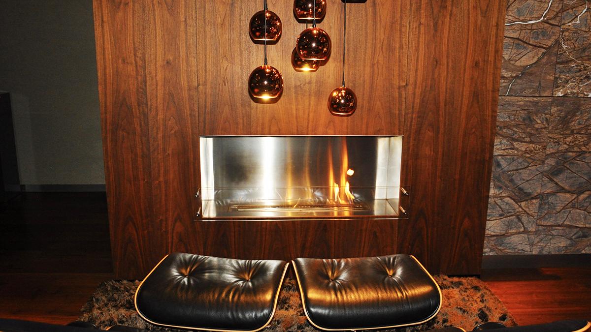 Charles Eames Lounge Chair: Der Platz am Kamin für einen großen Cognac