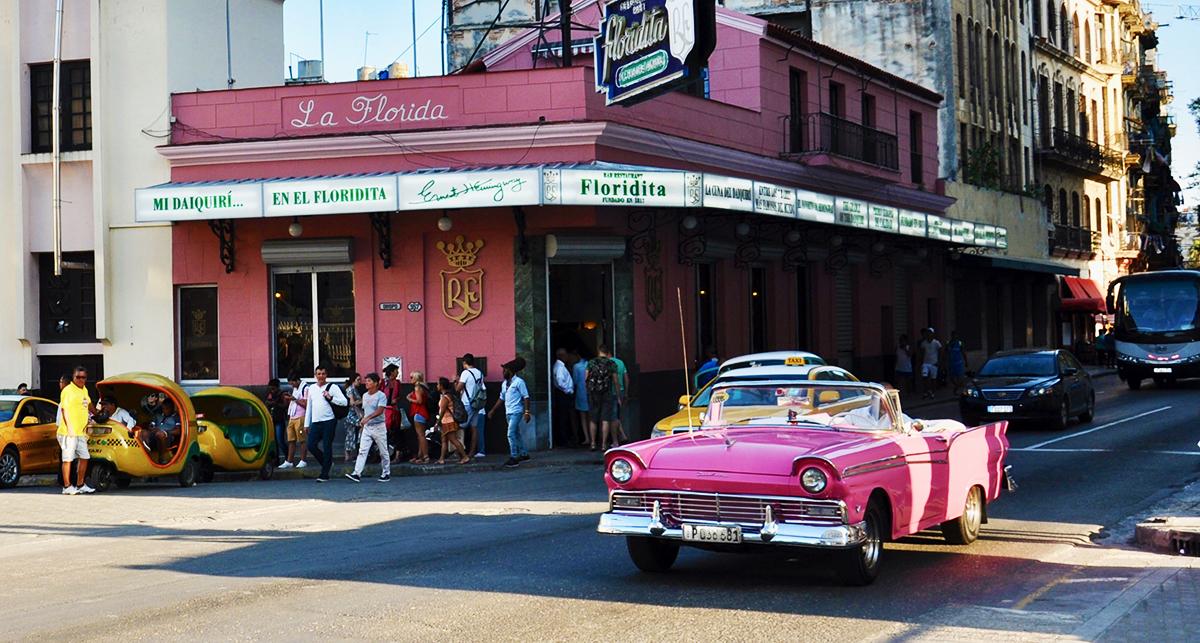 La Floridita, eine der bekanntesten Bars der Welt