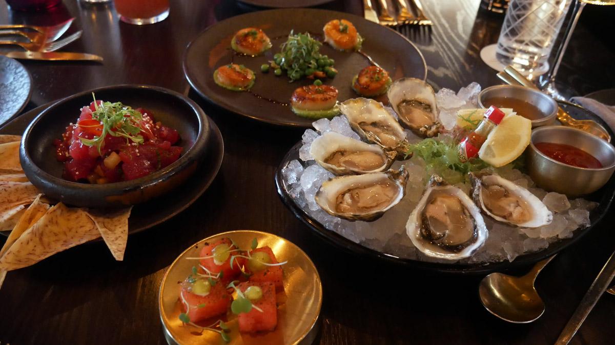 Neuer Kulinartikhotspot: Hell´s Kitchen Foto JW