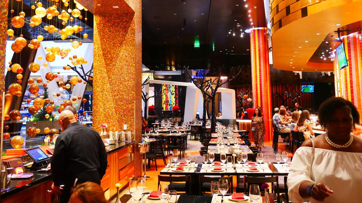 Auf der Foodie Tour durch Las Vegas lernt man angesagte Restaurants kennen. Foto JW