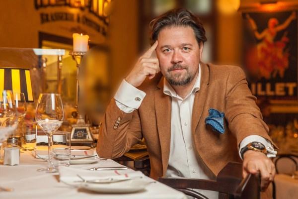Mon Amie Maxi: Christian Mook – Grand Seigneur der Frankfurter Restaurant Szene. Foto Mook.