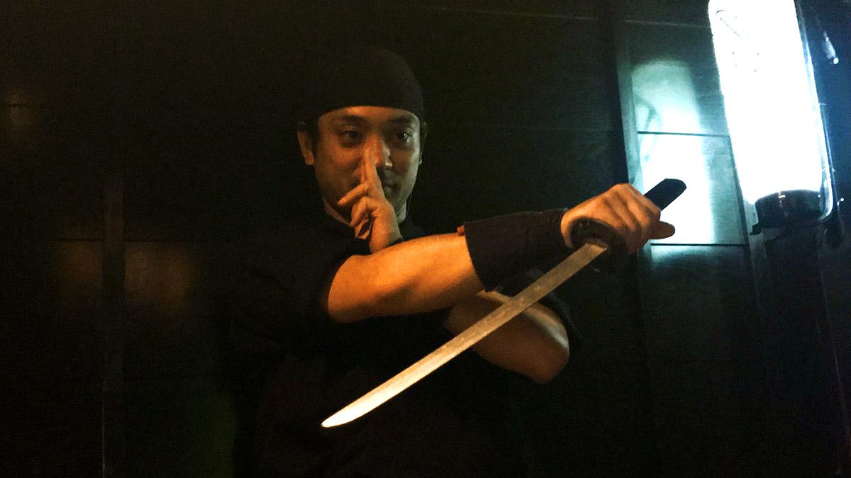 Ninja Restaurant. Foto IH