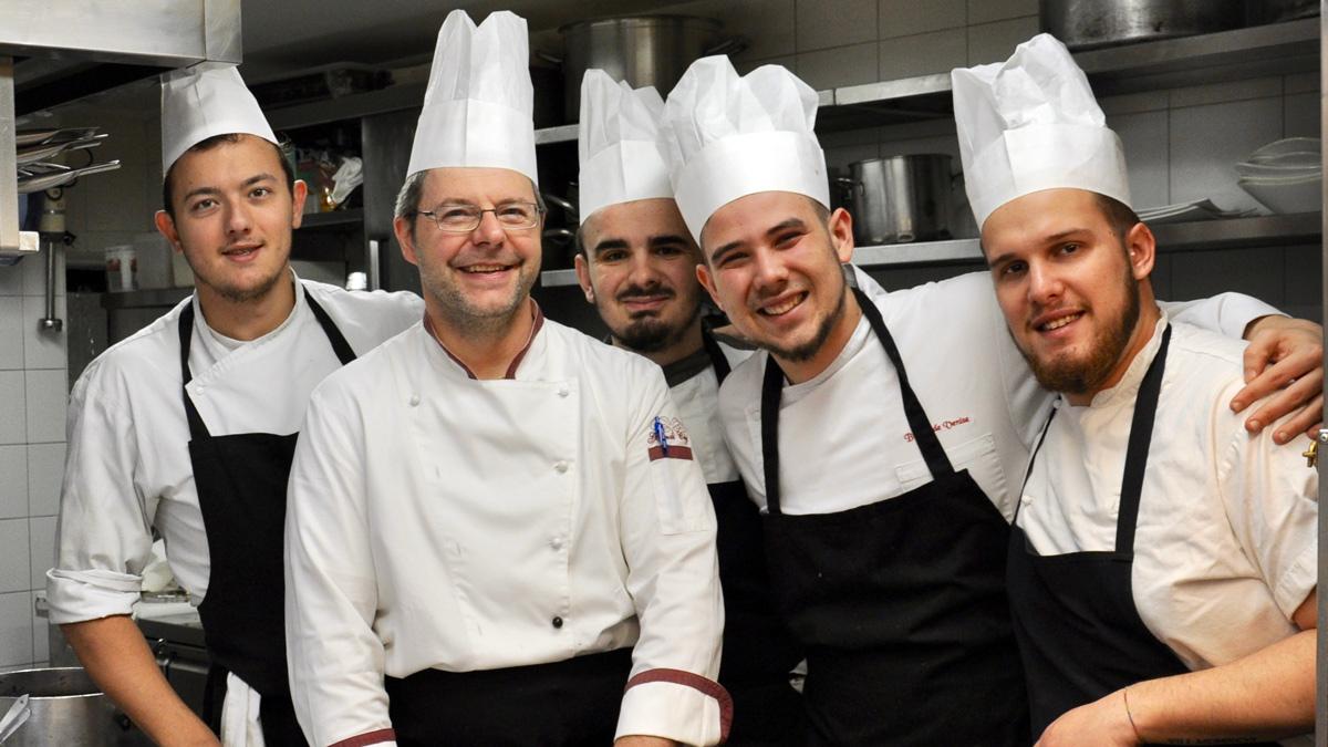 Bistrot de Venice: Fünf Köche kochen klassische venezianische Gerichte. Foto HvF