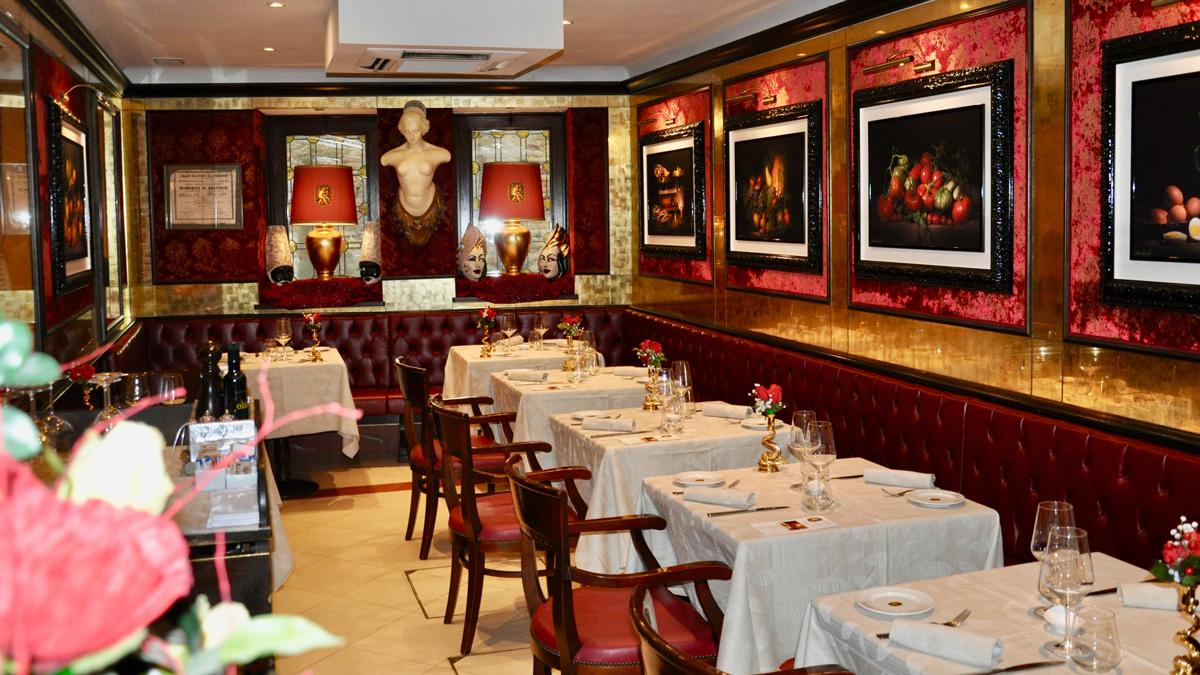 Bistrot de Venice: Gehört zu den besten Restaurants in Venedig. Foto HvF