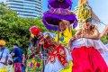 Precarneval in Salvador. Foto Salvador Bahia FAM