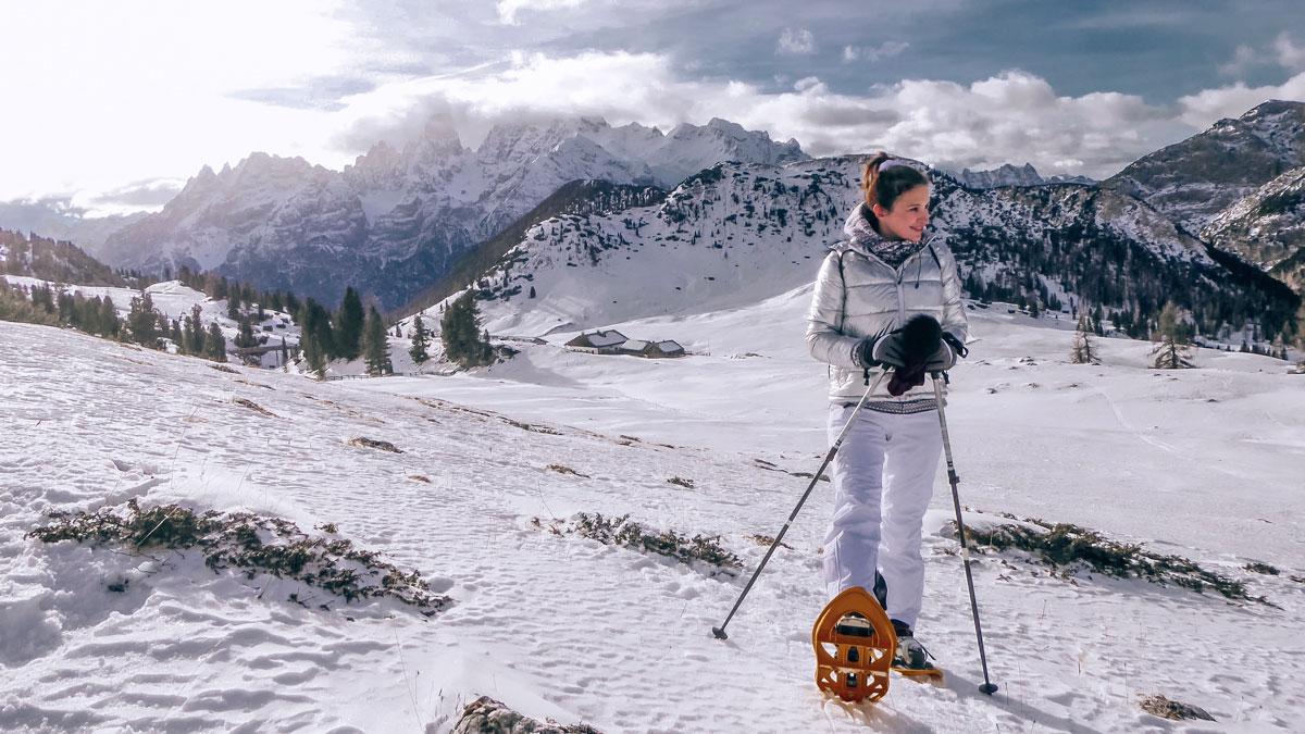 Wanderung mit Bergführer. Foto IH