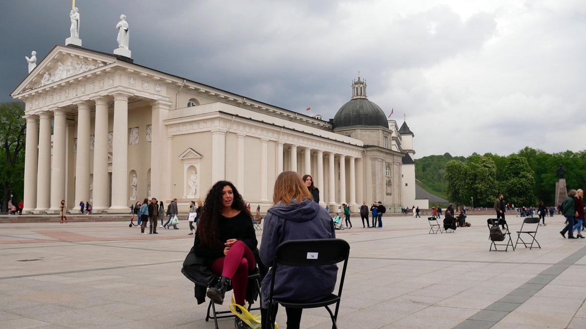 Vilnius. Foto JW