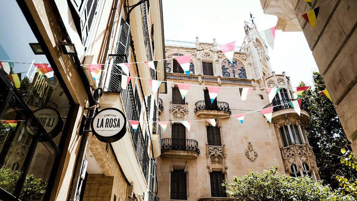 Vermuteria La Rosa in der Calle Rosa 5: Beste Tapas in einfachem Ambiente. Foto La Rosa