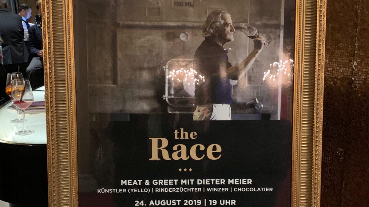 The Race. Ein besonderer Abend mit einem außergewöhnlichen Menschen. Foto WR