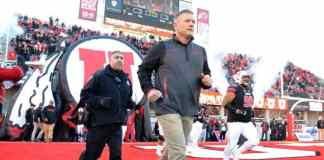 Utah head coach Kyle Whittingham