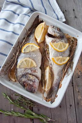 Marinade citron fenouil pour poisson