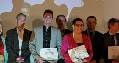 Les coulisses du concours des IAI-Awards 2015