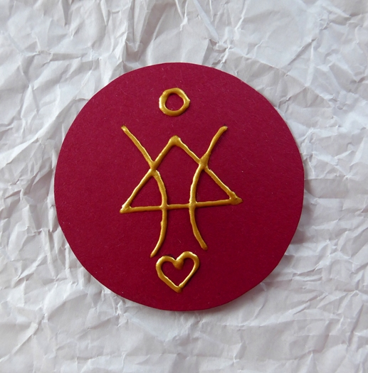Original Licht-Symbol