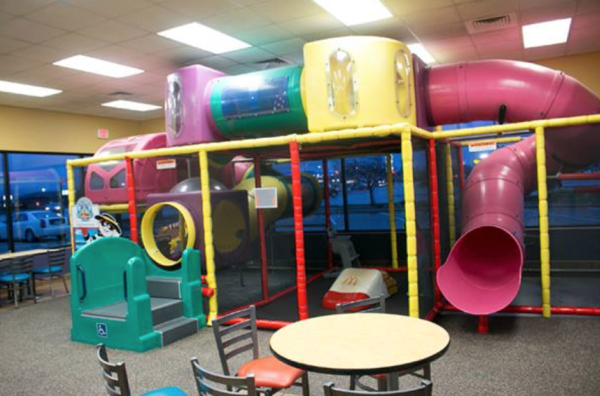 Fast Food Restaurants Playgrounds Near Me