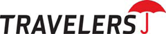 Travelers Insurance Umbrella Logo