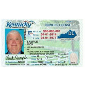 drivers license road test louisville ky