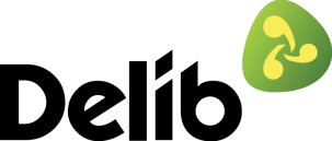 Delib - Primary Logo Version A RGB 300PPI