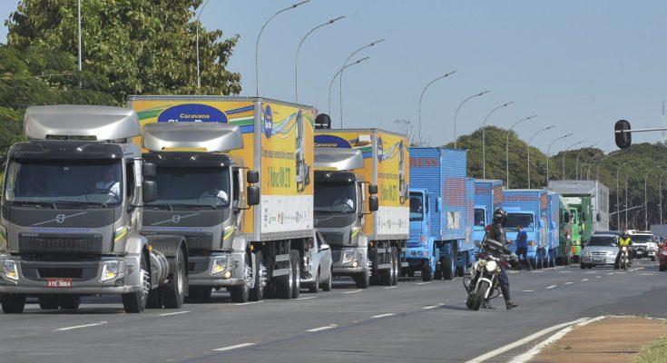 Caminhoneiros terão ações de saúde em vários pontos do país