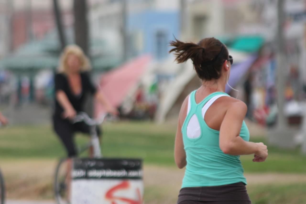ATIVIDADES FÍSICAS: Brasileiros com mais de 18 anos se exercitam pouco