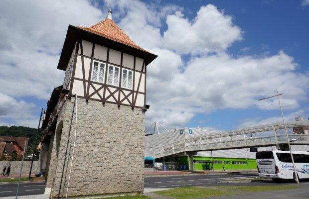 Carlos Moisés libera R$ 28 milhões para Centro de Convenções em Blumenau