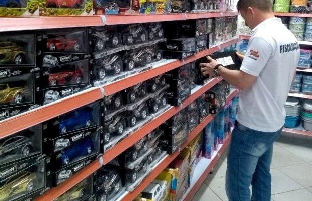 Imetro alerta para segurança dos brinquedos