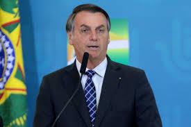 Jair Bolsonaro diz que zera imposto federal se governadores extinguirem ICMS em combustíveis