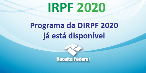Contribuintes já podem baixar o programa da declaração do IRPF 2020
