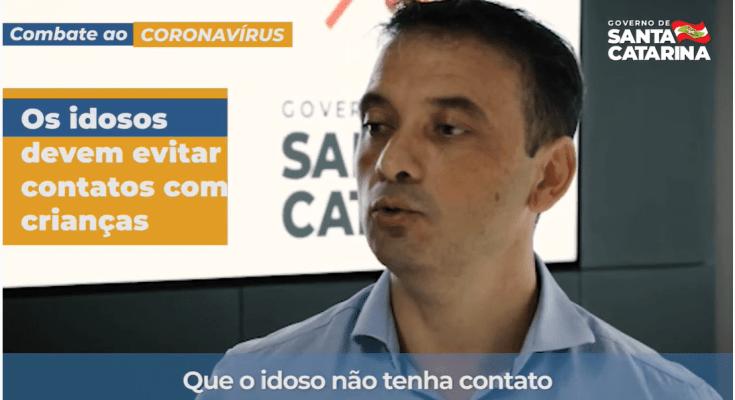 Coronavírus: cuidado com os Idosos