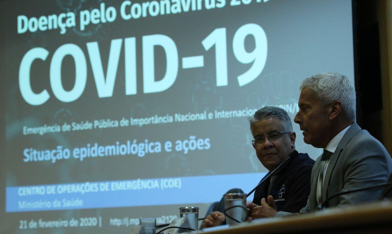 Estão abertas as inscrições para alunos da área de saúde atuarem no combate ao coronavírus