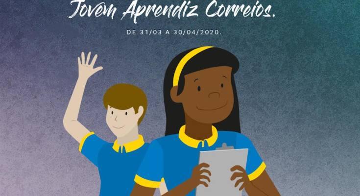 Jovem Aprendiz dos Correios: inscrições abertas para 4.462 vagas em todo o Brasil