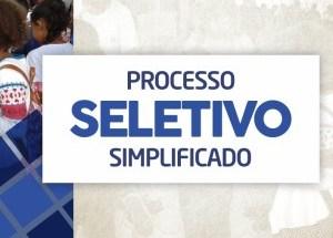 Edital de processo seletivo simplificado - Município de governador Celso Ramos
