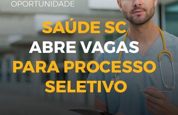 Hospital Florianópolis e Fahece estão com vagas de trabalho abertas para diversas áreas
