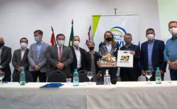 Governadora anuncia R$ 29 milhões para municípios do Médio Vale do Itajaí
