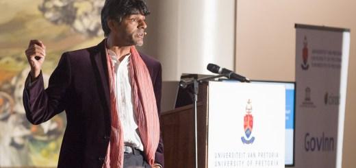 Raj Patel at GovInn Week 2015
