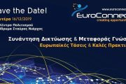 EuroConnect | Εκδήλωση Δικτύωσης - Ευρωπαϊκές Τάσεις & Καλές Πρακτικές