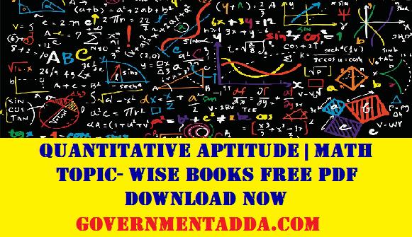 Aptitude ebook quantitative