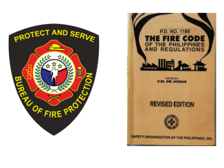 2008 Fire Code of the Philippines IRR (RA 9154)