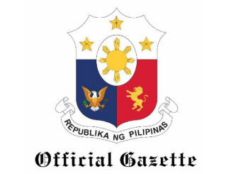 Official Gazette Philippines Logo