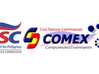 CSC Computerized Examination (CSC COMEX)