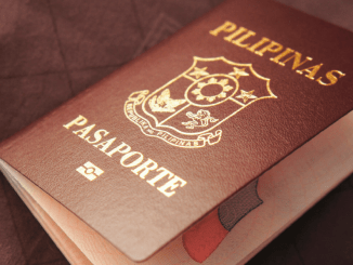 DFA Passport Application for January to March 2018