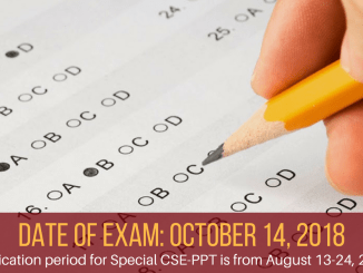 Special CSE-PPT 2018