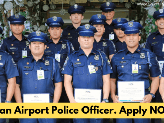 Be an Airport Police Officer.