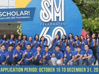 SM College Scholarship 2020 Application