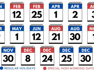 Philippine Holidays Image