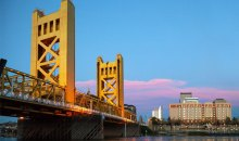 Sacramento River and Bridge