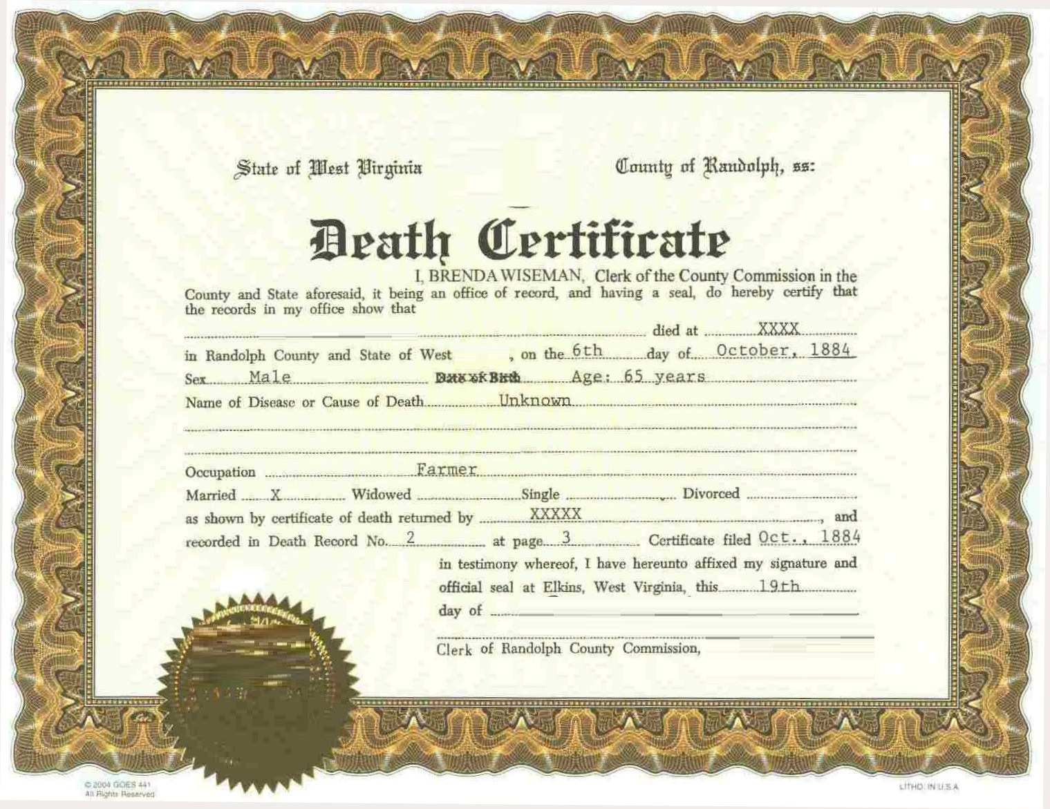 Online Procedure For Application Of Death Certificate In Maharashtra